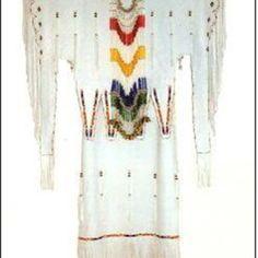 Choctaw dress