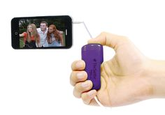 #TheSelfie by GabbaGoods -  Remote Shutter Release for Apple Products.