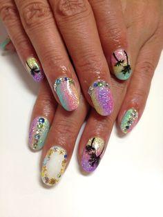 ☆Whip cream☆ #nail #nails #nailart