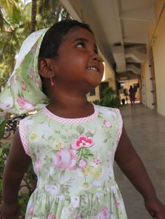 Sweet Indian child. *To find out how to sponsor a disadvantaged child's education in India, please go to: www.heal.co.uk