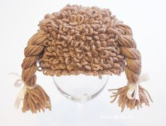 free pattern cabbage patch hat wig | Repeat Crafter Me: Crochet Cabbage Patch Doll Inspired Hat