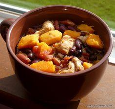 Joyful Homemaking: Quinoa, Chicken & Sweet Potato Stew
