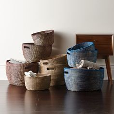 Nesting Basket Set | The Company Store