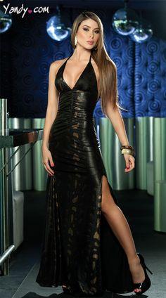 Long Breathtaking Gown