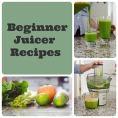 Beginner Juicer Recipes