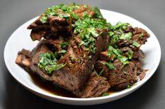 slow cooker Korean short ribs via nom nom paleo