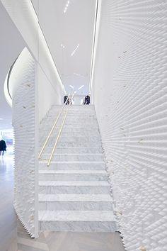 """boutique   """"3.1 phillip lim""""   seoul   by leong leong architecture"""