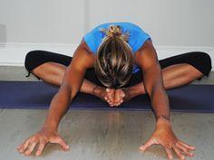 4 yoga poses to help you sleep well