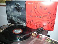 """Rush """"Clockwork Angels""""   Released: June 12 2012 - VINYL!"""