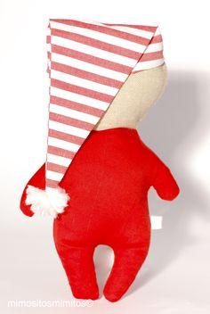 navidad muñecos niños xmas nadal christmas papa noel rojo dormir reyes magos invierno