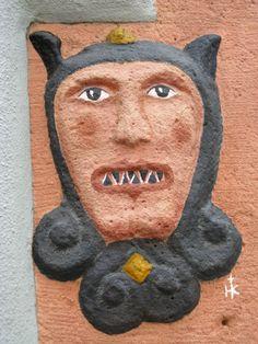 """""""Mephisto"""", Aschaffenburg, Germany"""