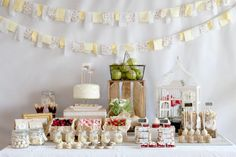 country picnic birthday..instead of b-day party this would be cute for Amber's bridal shower