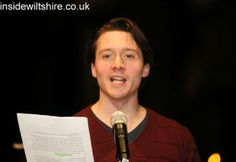 #DavidOakes Twitter: Actor @David_Oakes was in Salisbury to support military charities