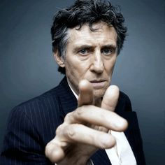 Gabriel Byrne   by Denis Rouvre.