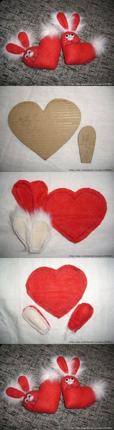 http://www.usefuldiy.com/diy-valentines-felt-bunnies/