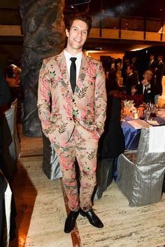 Opening Night for the American Ballet Theatre - James Whiteside18