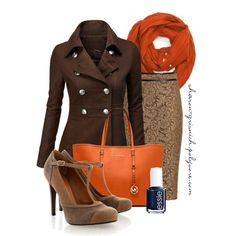 """""""Last Leaves"""" by sharon-grisnich on Polyvore"""