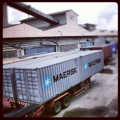 #maersk. by @first_imc via Pinstagram