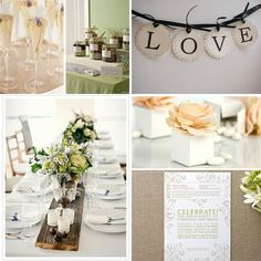engagement party inspiration