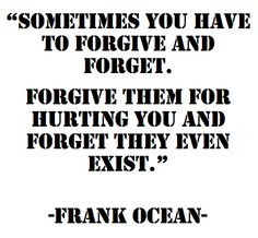 Quote of a Lifetime - Frank Ocean