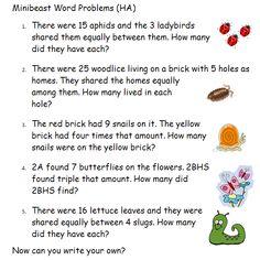 Problem Solving Questions Grade 6