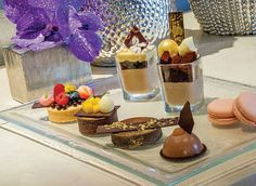 Afternoon Tea Dessert!!.  by Pastry Chef Antonio Bachour, via Flickr