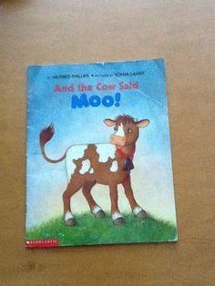 And the cow said moo!:Amazon:Books