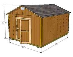 #Storage #Shed #Plans are necessary if you are going to build yourself the best shed around. Lots to choose from, go build the one that will fit everything you need to store. Get the plans from http://www.vickswoodworkingplans.com