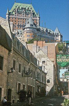 Chateau Frontenac, Quebec - mrklark