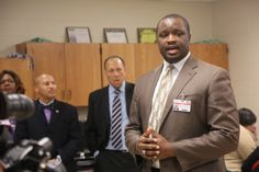 Principal Dr. Justin Green speaks on improvements and innovation at Blackburn.