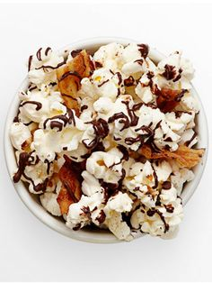 How to make Bacon-Chocolate popcorn