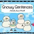 Your students will think this FREE sentence game is COOL! It features word cards that need to be put in order to make 4 complete sentences. It also...
