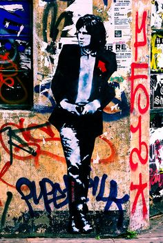 Nick Drake, Jef Aerosol, London