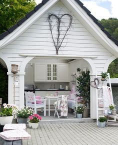 Playhouse or guest house or tiny cottage