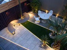Contemporary London Courtyard