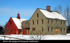 * style, country saltbox homes, barn, dream homes, saltbox house plans, dream houses, farm houses, colonial saltbox