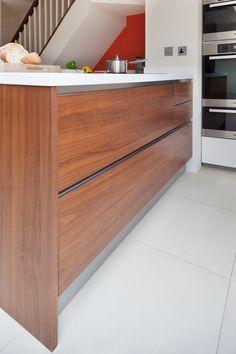 High Gloss Kitchen Doors & Handleless Kitchens from Doorbox