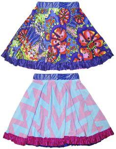 revers skirt, kid girl, kid cloth