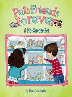 J SERIES PET FRIENDS FOREVER. Emma really wants a pet to love but her mother is allergic, so her friends Kyle and Mia set out to find a pet for Emma that will not make her mother sick.