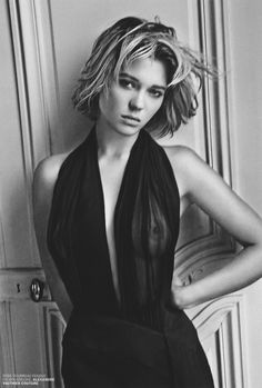 LÉA SEYDOUX | LUI MAGAZINE (SEPTEMBER 2013)