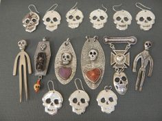 The silver collection Day of the dead