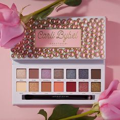 ANASTASIA BEVERLY HILLS Carli Bybel Eyeshadow Palette: A limited-edition palette featuring Carli's go-to, can't-live-without shades.