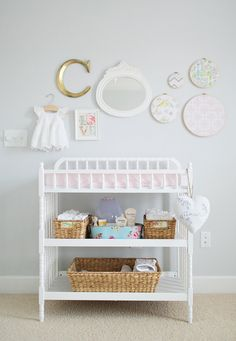 sweet nursery inspiration / smp living