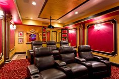 This reader-built #hometheater would mean lots of fun for rainy days. Or any other days. Show TOH your #remodels by entering The Search for America's Best Remodel 2014 http://www.thisoldhouse.com/toh/yourtoh/remodel-contest