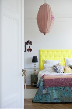 yellow bedhead