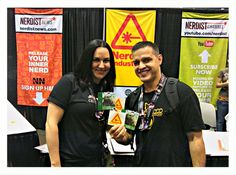 Congrats to Isabel Rodriguez, who won tickets to attend Celebration from Nerdist News!
