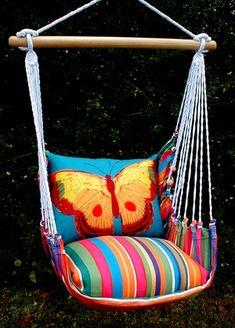 butterfly hammock chair