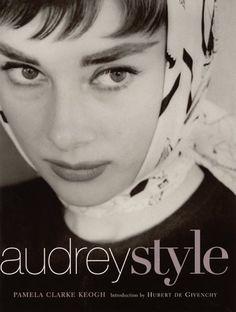 fashion, audrey style, audrey hepburn, book, audreyhepburn