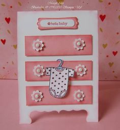 baby cards, scrap booking cards, cute card, card su, bday card