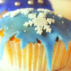 January cupcakes